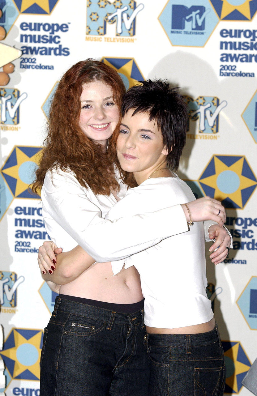 ТАТУ - MTV Europe Music Awards 2002
