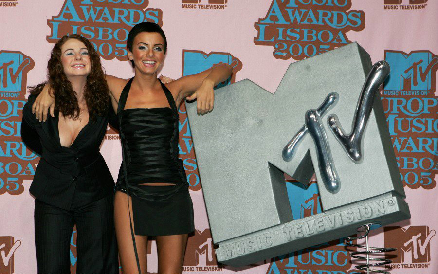 ТАТУ - MTV Europe Music Awards 2005
