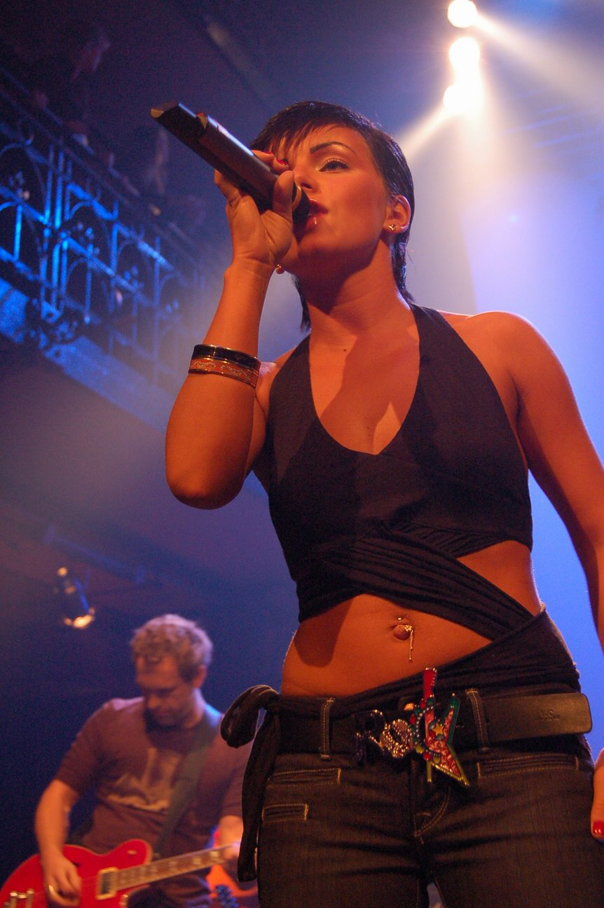 ТАТУ - Tatu Perform at NRJ Music Tour in Hamburg 18.03.2006