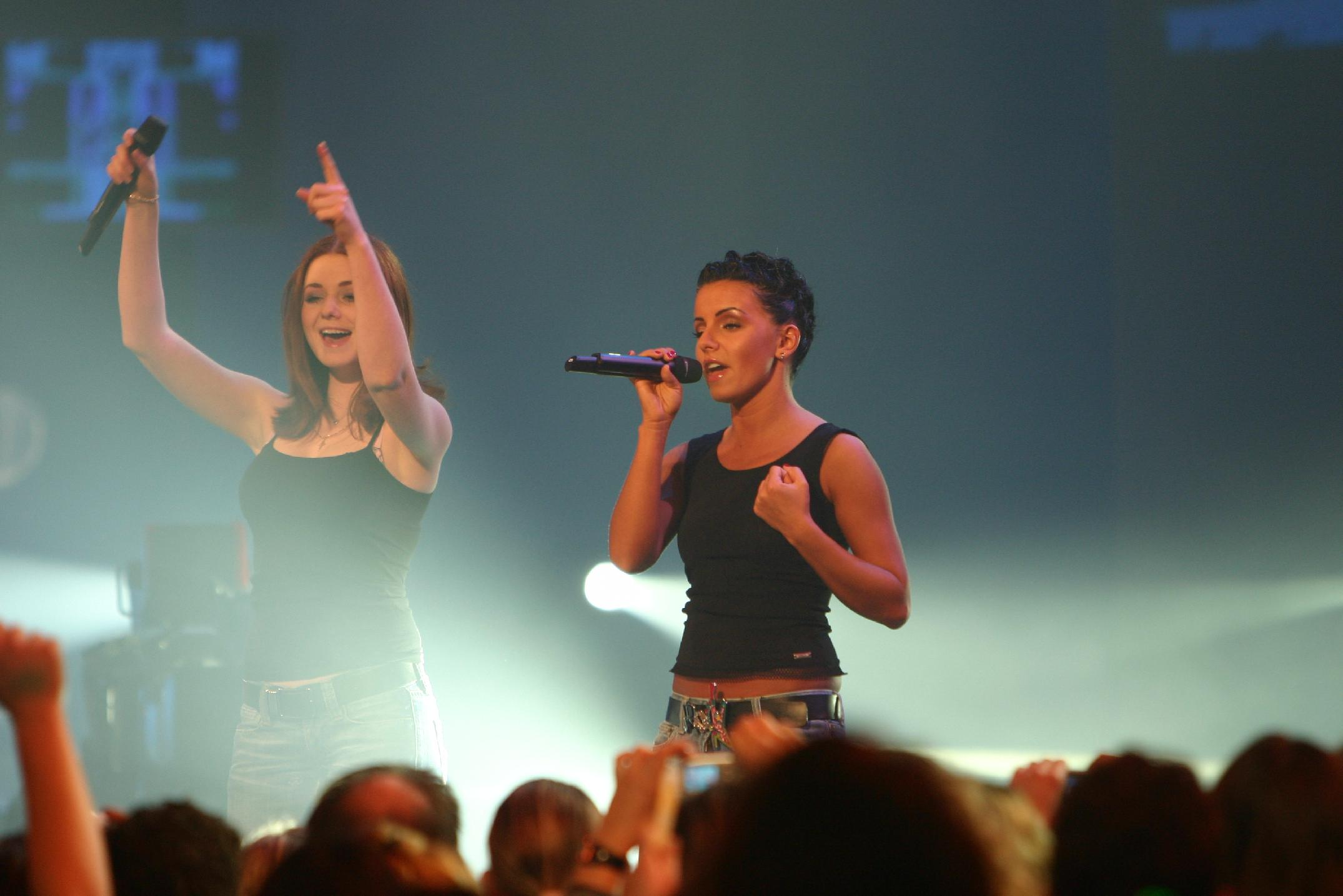 ТАТУ - Tatu Perform at The Dome 37 in Cologne 10.03.2006