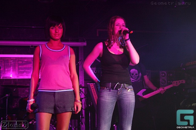 ТАТУ - Tatu Perform in Ekaterinburg 02.11.2006