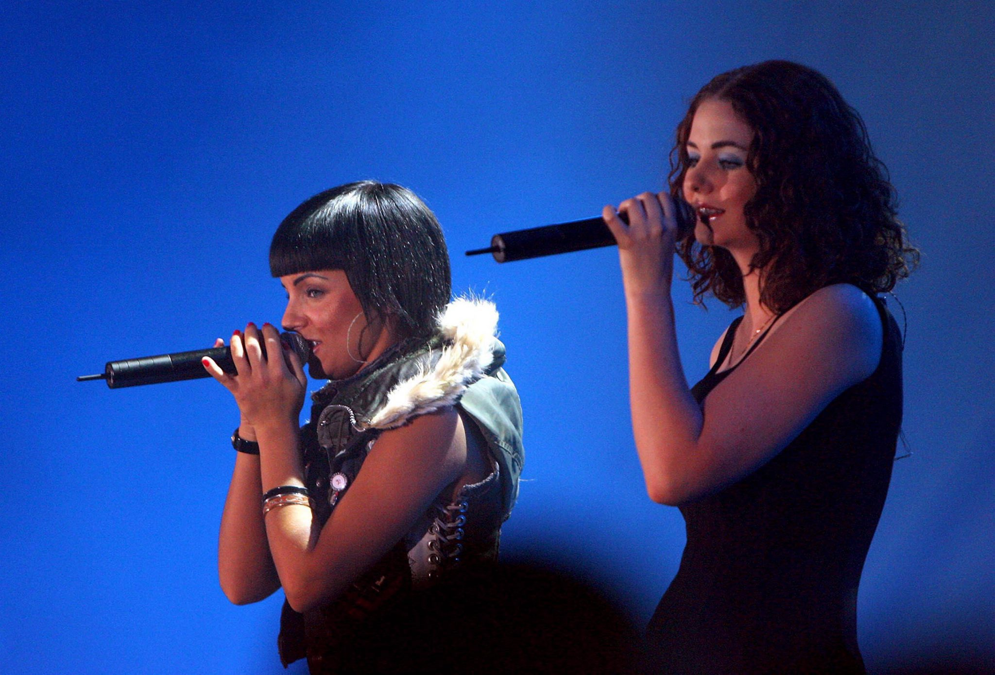ТАТУ - Tatu Perform in Riga 12.04.2006