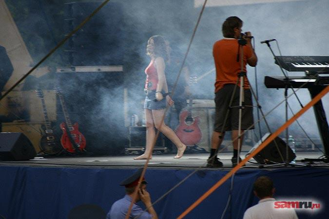 ТАТУ - Tatu Perform in Samara 02.09.2006