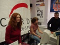 ТАТУ - Autograph session in Titanic 08.03.2002