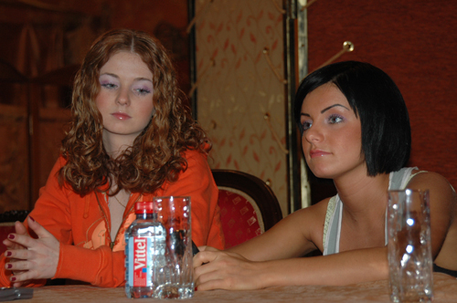 ТАТУ - Press Conference in Irkutsk 14.11.2006