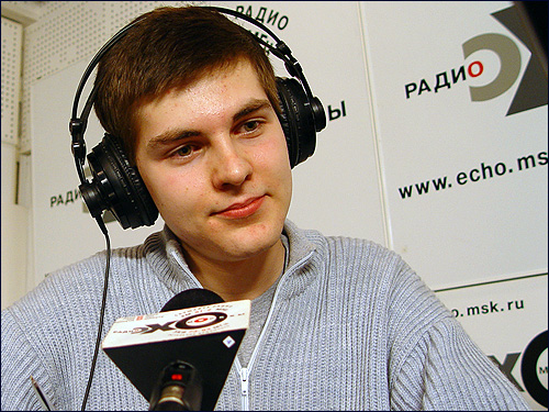 ТАТУ - Ivan Shapovalov on Echo Moscow Argentum 07.03.2004