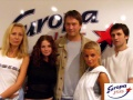 ТАТУ - Tatu on radio station Europe Plus 01.09.2005